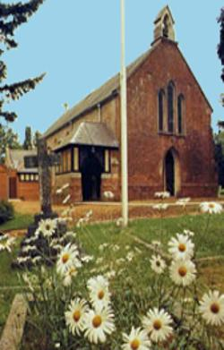 image of St John the Baptist church